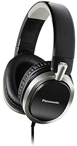 Panasonic RP-HX550E, černá