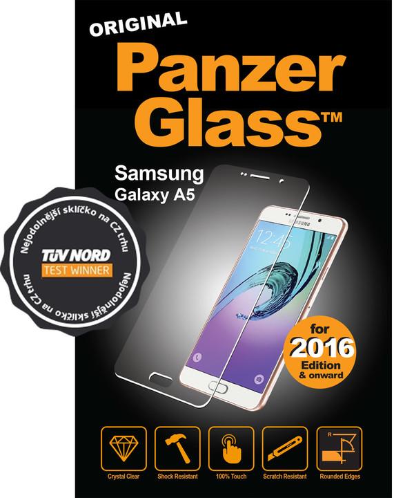 PanzerGlass ochranné sklo na displej pro Samsung Galaxy A5 (2016)