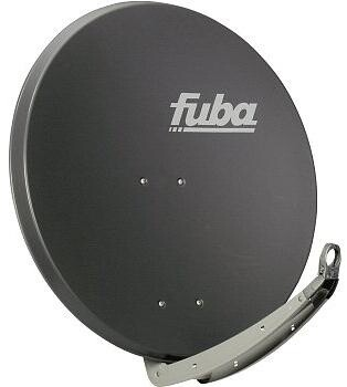 FUBA parabola 80 Al, antracitová