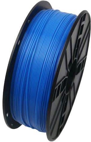 Gembird tisková struna (filament), PLA, 1,75mm, 0,6kg, modrá