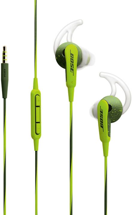Bose SoundSport, Apple, zelená