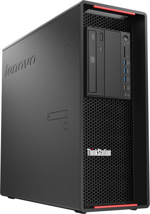Lenovo ThinkStation P900 TWR, černá