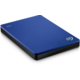 Seagate BackUp Plus Slim - 2TB + 200GB OneDrive, modrá
