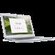 Acer Chromebook 14 (CB3-431-C1RS), stříbrná