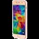 EPICO tvrzené sklo pro Samsung A5 (2017) EPICO GLASS 3D+ růžové