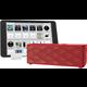 Trust Jukebar, bezdrátový, přenosný, červená