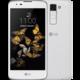 LG K8 (K350N), Dual Sim, white/ bílá