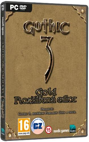 Gothic 3 GOLD - Rozšířená edice (PC)