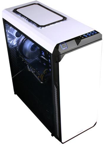Zalman Z9 NEO Plus, bílá