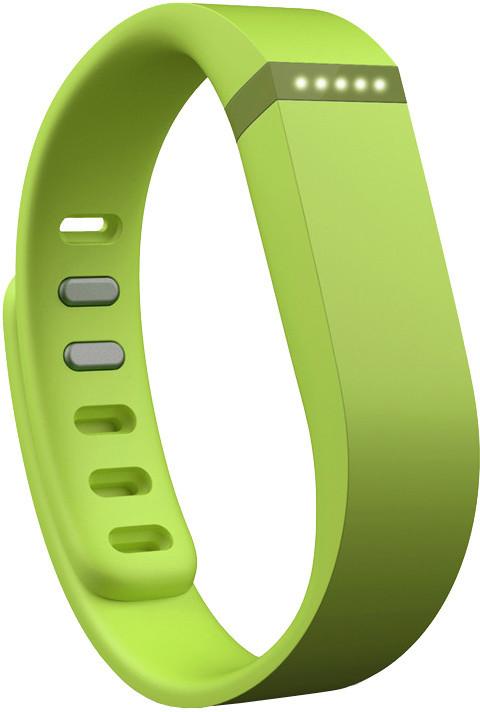 Fitbit příslušenství pro Flex náhradní pásek - Lime - Large
