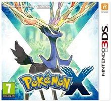 Pokemon X - 3DS - NI3S592