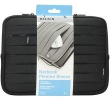 Belkin Netbook Lifestyle Sleeve Pleat, černá - F8N300cw