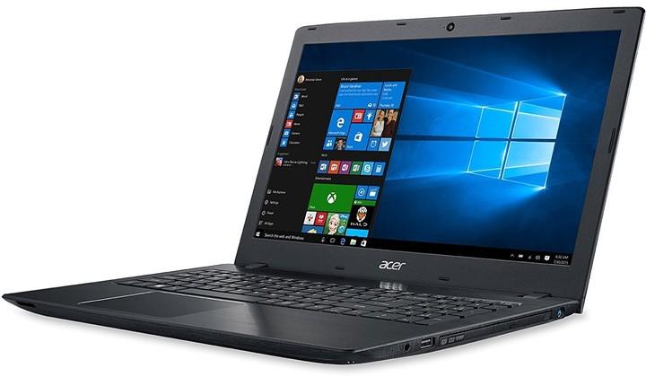 Acer Aspire E15 (E5-553G-17ZN), černá
