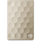 Seagate Backup Plus Ultra Slim - 1TB, zlatá
