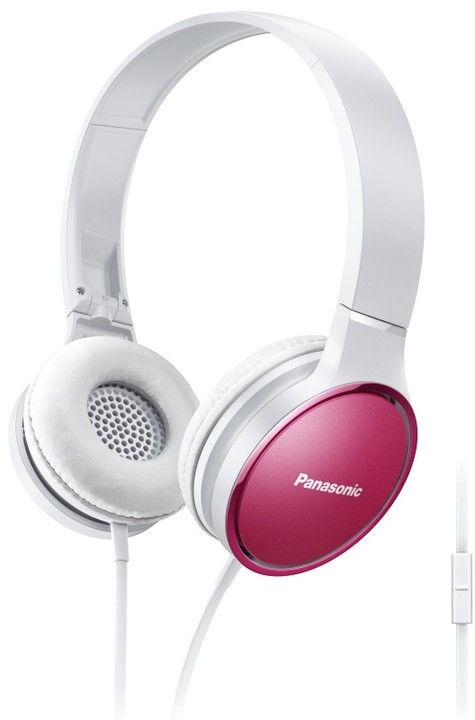 Panasonic RP-HF300ME, růžová