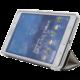 C-TECH PROTECT STC-06, pouzdro pro Galaxy Tab 4 7.0, bílá