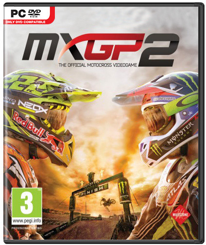MXGP 2 - The Official Motocross Videogame (PC)