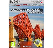 Konstruktér Mostů - PC - PC - 8595228103371