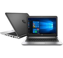 HP ProBook 430 G3, černá - W4P03ES