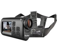 Rollei Actioncam S-30, černá + hrudní držák