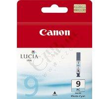 Canon PGI-9PC, azurová foto - 1038B001