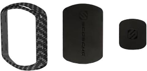 Scosche výměnný rámeček, magnetické štítky, uhlíkové vlákno