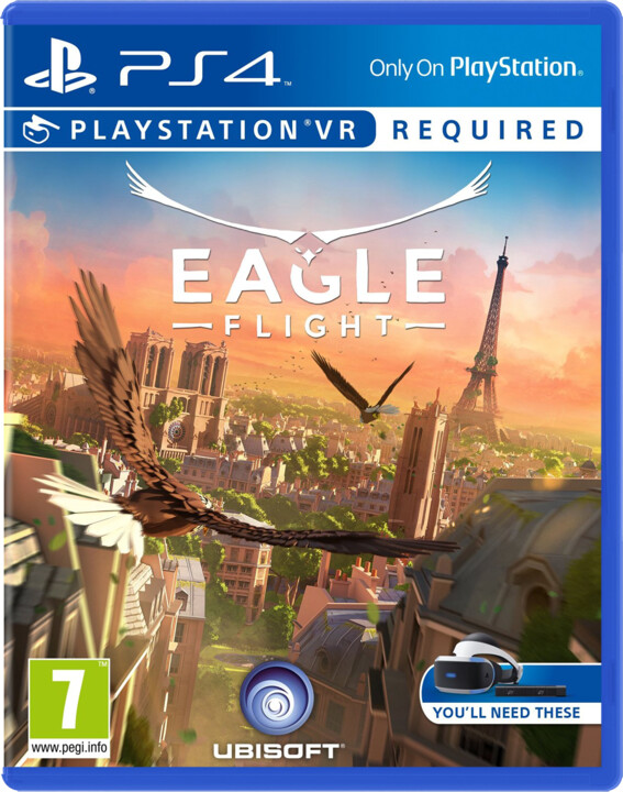 Eagle Flight (PS4 VR)