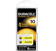 Duracell Hearing Aid - DA10 Duralock - 10PP100026