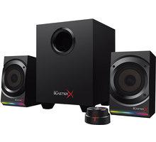Creative Sound Blaster KRATOS S5, černá - 51MF0470AA000