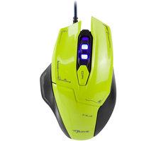 E-Blue Mazer, zelená - EMS642GRAA-IU