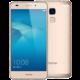 Honor 7 Lite, zlatá  + Zdarma GSM reproduktor Accent Funky Sound, modrá (v ceně 299,-)