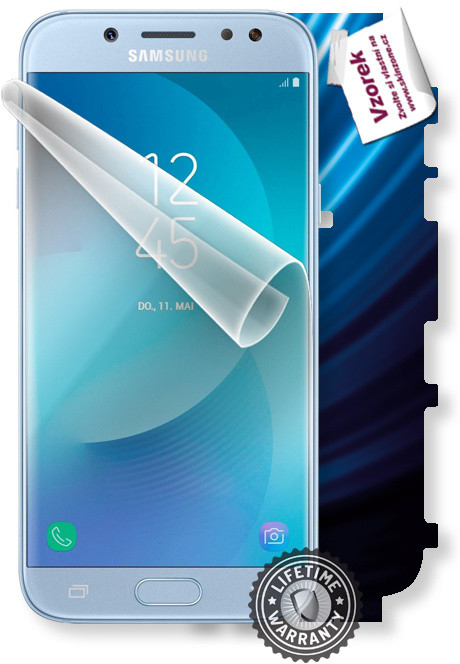 ScreenShield fólie na displej + skin voucher (vč. popl. za dopr.) pro Samsung J530 Galaxy J5 (2017)