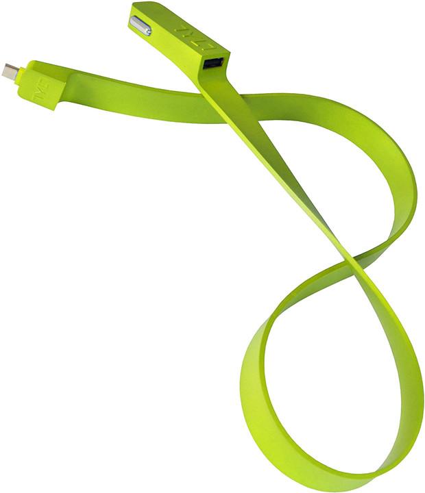 TYLT BAND Car Charger Micro USB Zelená