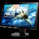 """ASUS VG248QE - 3D LED monitor 24""""  + Myš Asus Cerberus v hodnetě 799,- k LCD Asus zdarma"""