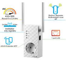 ASUS RP-AC53  + Asus Cerberus v hodnetě 799,- k routeru Asus zdarma