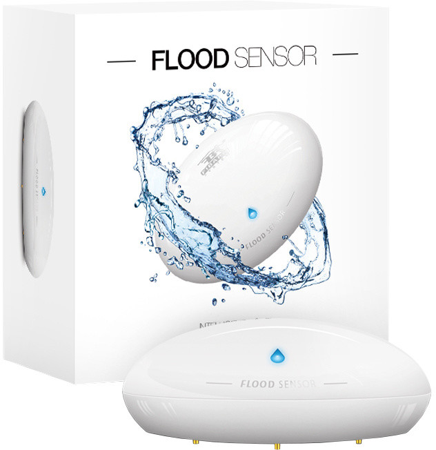 FIBARO čidlo zaplavení pro Apple HomeKit