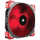 Corsair ML140 Pro LED RED, Premium Magnetic Levitation, 140mm