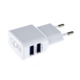 Apei Fast Charge 2x USB adapter + 1x MicroUSB kabel