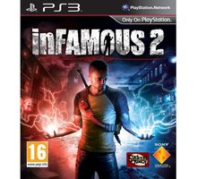 inFamous 2 - PS3 - PS719245452