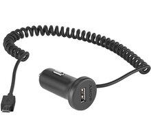Sony AN420 nabíječka do auta, černá - 1284-1636