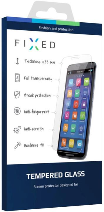 FIXED ochranné tvrzené sklo pro Apple iPhone 7 Plus