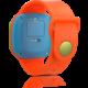 ALCATEL MOVETIME Track&Talk Watch, Orange/Blue