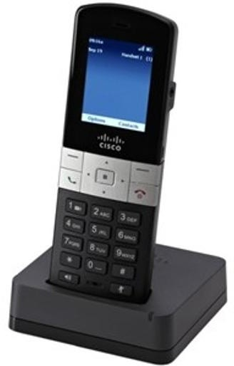 Cisco SPA302D Multi-line DECT Handset