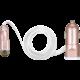 iMyMax Fast Charger Car Charger 3,4A, Micro USB/Lightning, růžová
