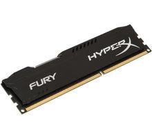 Kingston HyperX Fury Black 4GB DDR3 1866 CL 10 - HX318C10FB/4