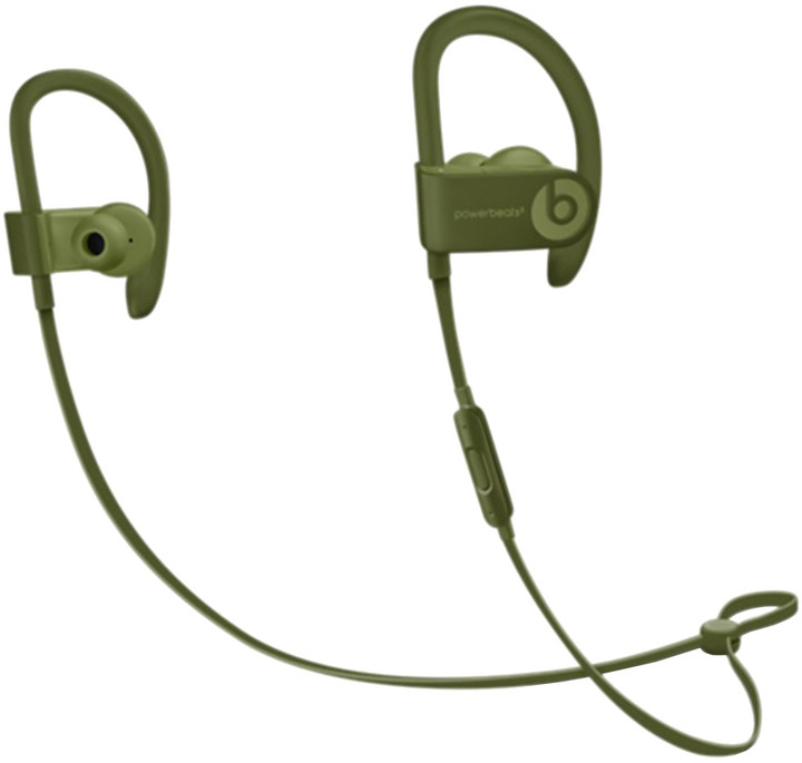 Beats Powerbeats3, trávníkově zelená