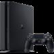 PlayStation 4 Slim, 1TB, černá + Watch Dogs + Watch Dogs 2