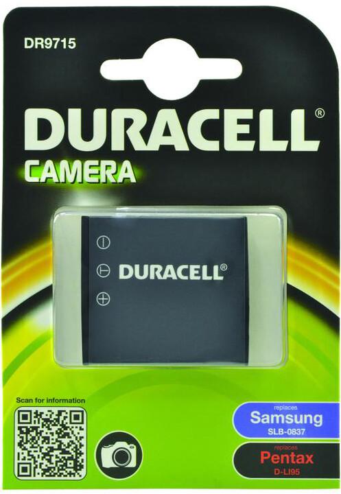Duracell baterie alternativní pro Samsung SLB-0837 / Konica Minolta NP-1