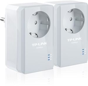 TP-LINK TL-PA4010P, 500Mbps Powerline kit