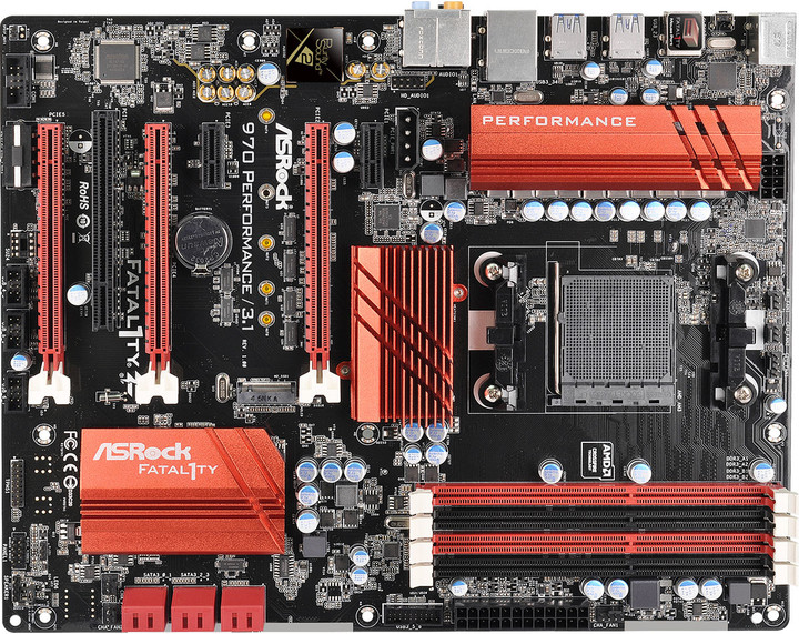 ASRock 970 Performance/3.1 - AMD 970